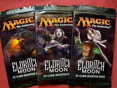 Magic The Gathering ELDRITCH MOON New Sealed Booster Pack MTG