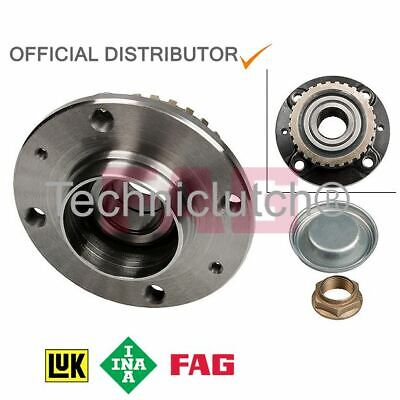 Ina Luk Wheel Bearing Kit For Citroen Berlingo Mpv --