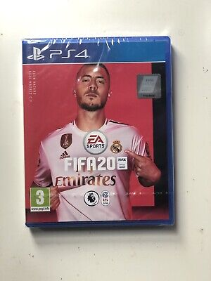 FiFA  20 PS4  - Brand New - Break New Grounds From The Streets To The Stadium