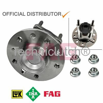 Ina Luk Wheel Bearing Kit For Vauxhall Astra Estate 2.0 Turbo