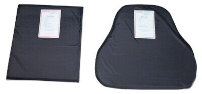 For Voodoo Tactical 20-0096 Vest Carrier IIIA 3A Soft Body Armor Plate Inserts