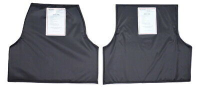 For Voodoo Tactical 20-0097 Vest Carrier IIIA 3A Soft Body Armor Plate Inserts