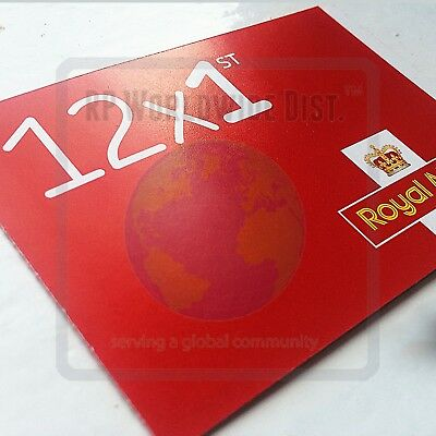 1st Class Postage Stamps x6000 NEW GENUINE Self Adhesive UK GB Stamp First MINT
