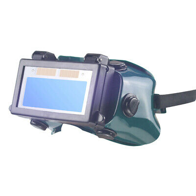 Automatic Dimming Welding Mask Solar Powered Helmet Protective Glasses Soldering