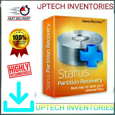 Starus Partition Recovery✔️2019✔️Pro Office Edition✔️ Official Link➕License Key