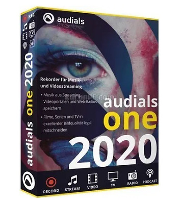Audials One Platinum 2020 ® 🔝 Lifetime LICENSE KEY 🔐Fast Delivery 📩⚡