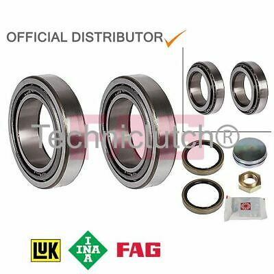 Ina Luk Wheel Bearing Kit For Fiat Ducato Bus --