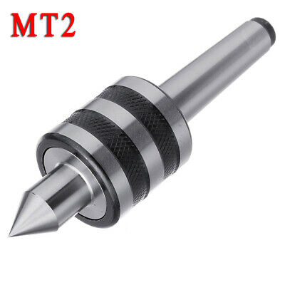 HSS Lathe Drill Live Center Cone Taper Milling Wood Metalworking 138 * 39mm Tool