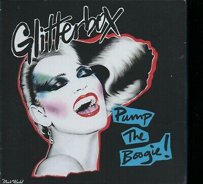 GLITTERBOX: PUMP THE BOOGIE - Various Artists - 3xCD Album *NEW & SEALED*