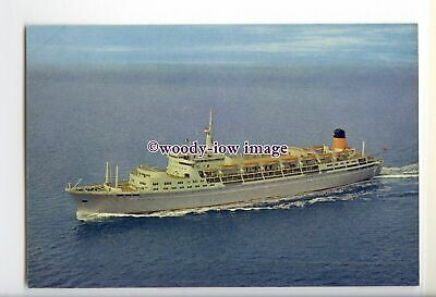 LN0926 - Shaw Savill Liner - Northern Star , built 1962 - postcard
