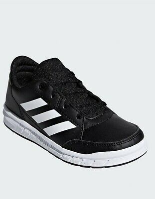 "Adidas Alta Sport K Junior Trainers Uk 5 ""Brand New In Box"""