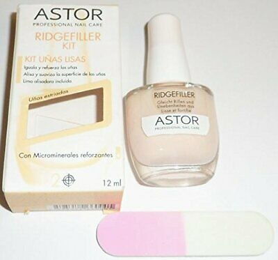 Brand New ASTOR Ridgefiller Kit - Professional Nail Care