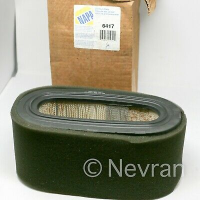 NAPA Gold Air Filter 6417 46417 Fast and Free Shipping New
