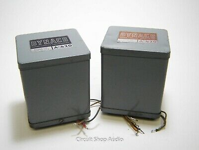 2X Dynaco A420 Tube Output Transformers -- KT