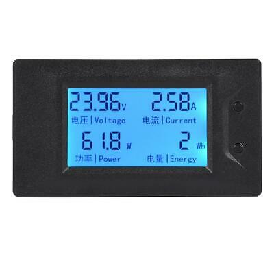 30A DC Digital Multi-function Voltage Current Power Electric Energy Meter NEW