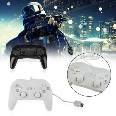 Remote Pro Gamepads New Classic Wired Game Controller For Nintendo Wholesale