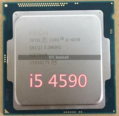 Intel Xeon i5-4590 SR1QJ 4-Core 3.3GHz 6MB LGA 1150 Processor Renewed
