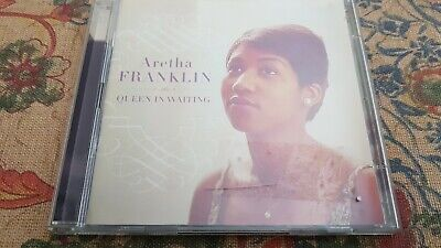 Aretha Franklin : The Queen in Waiting CD 2 discs (2002) FREE Shipping, Save £s