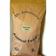Mr Johnsons Layer Pellets - 20kg - 641887