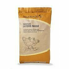 Marriages Farmyard Layers Mash 20KG