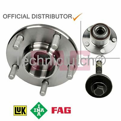 Ina Luk Wheel Bearing Kit For Mazda Mazda3 Saloon --