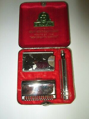 Vintage Great Northern Railway Oriental Limited Ever-Ready Shaving Kit