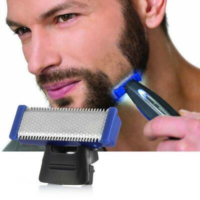 Mens Beard Shaver Blades Head Replacement Tools For Micro Touch Solo Electric🔥