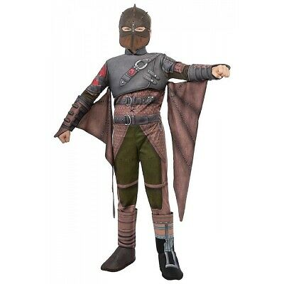 Hiccup Costume Kids How To Train Your Dragon Flight Suit Halloween Fancy Dress