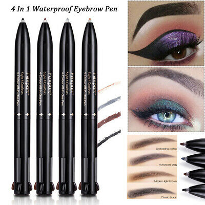Beauty Cosmetic Longlasting Eyeliner Eyebrow Pencil Eye Makeup Eyebrow Enhancer