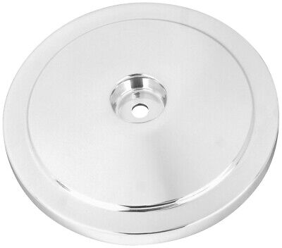 S&S Cycle Chrome Bob Dome Stealth Air Cleaner Cover - 170-0120
