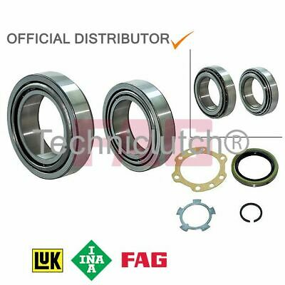 Ina Luk Wheel Bearing Kit For Toyota Land Cruiser Suv --