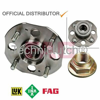 Ina Luk Wheel Bearing Kit For Honda Accord Aerodeck Estate --