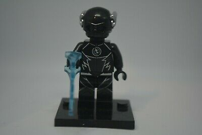 CUSTOM DC Super Heroes The Flash ZOOM Reverse Fits Lego Minifigure
