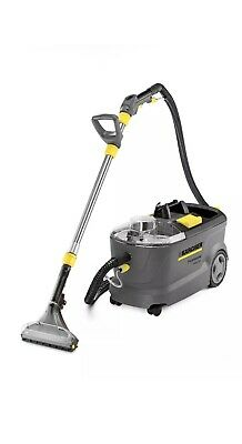 NEW Karcher Puzzi 10/1 Carpet & Upholstery Cleaner FREE DETERGENT OFFER