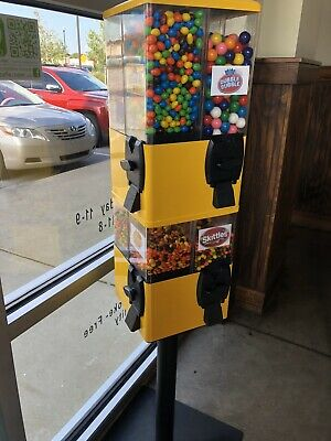 Bulk Candy Vending Route (Northwest Arkansas)