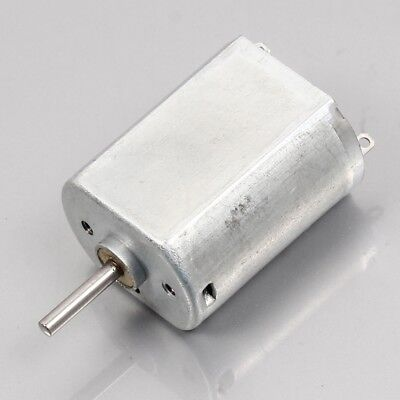 DC 6V 7400RPM Motor FF-130SH Low-Speed Mute Micro High Torque Motor for RC Model