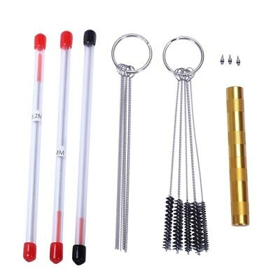 0.2Mm 0.3Mm 0.5Mm Airbrush Nozzle Needle Replacement For Airbrushes Model S S2P1