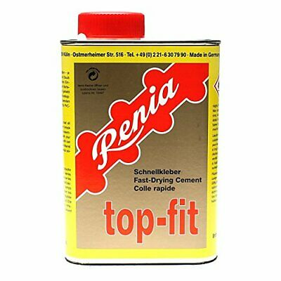 Renia Colle TOP FIT 850g pinceau - contact cement cans with brush / (130461)