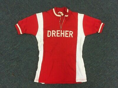 """Vintage Brooklyn Cycling """"Dreher"""" Jersey - Small/Petite"""