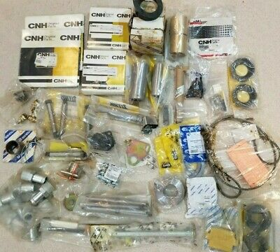 Pins Gaskets Hydraulic Mixed Lot of Hyster JCB CNH 40lbs of Parts