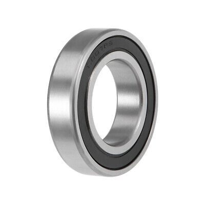 6007-2RS Deep Groove Ball Bearings Z2 35x62x14mm Double Sealed Carbon Steel