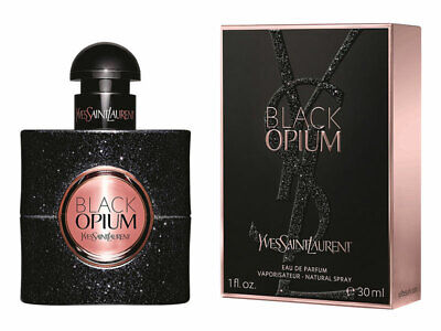 Yves Saint Laurent black opium Women's Perfume EDP Spray 3.0 OZ new