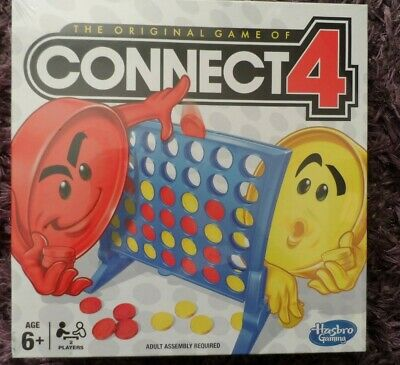 Connect 4 - Game-  New & Sealed
