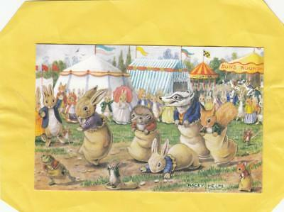 THE  SACK  RACE       by   RACEY  HELPS     ( 52c )