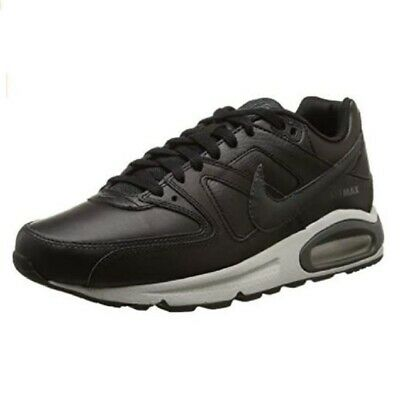 NIKE AIR MAX COMMAND LEATHER - Art. 749760 001 - Colore nero