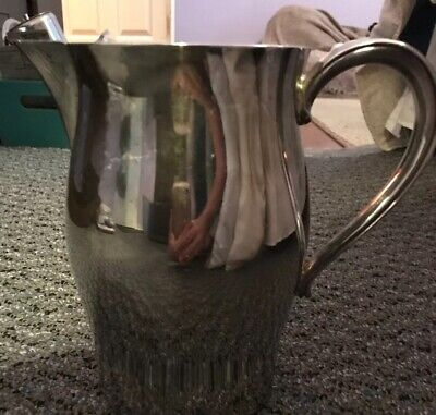 Paul Revere Reproduction Water Pitcher Sterling silver