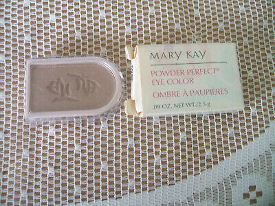 MARY KAY Powder Perfect Eye Color TAUPE #5945 ~ New in Box