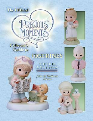 Official Precious Moments Collectors Price Guide to Figurines Book