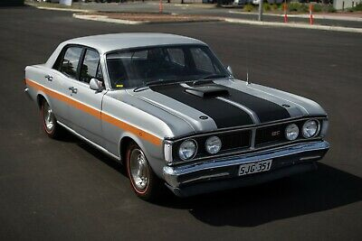 Ford Falcon XY GT Replica - 351, 4 Speed Top Loader, 9 Inch Factory V8 Fairmont