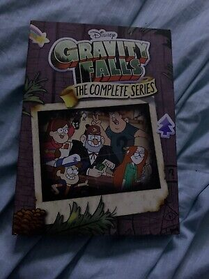 Gravity Falls The Complete Series (DVD, 6-Disc Set)